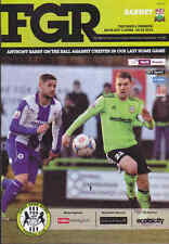 2013/14 FOREST GREEN ROVERS V BARNET 08-02-2014 Skrill Premier (Excellent)