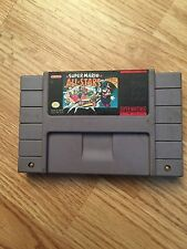 Super Mario All-Stars Super Nintendo Snes Cart Only Mario 1 2 3 Lost Levels BB1