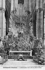 Amiens - La Cathédrale - Le Maître Autel et la Gloire (XVIIIe siècle)