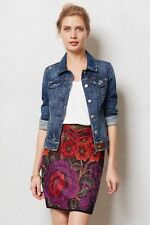 Anthropologie $258 Jussara Sweater Skirt size S by Cecilia Prado