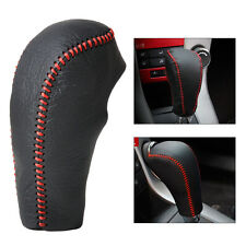 New Genuine AT Leather Gear Stick Shift Knob Cover for 2009-2015 Chevrolet Cruze