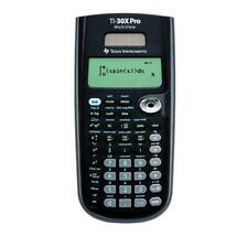 Texas Instruments Advanced Scientific Calculator + Multi-line Display TI30XPROMV