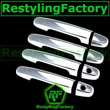03-13 Toyota Corolla+Matrix Triple Chrome 4 Door handle WITH PSG Keyhole Cover