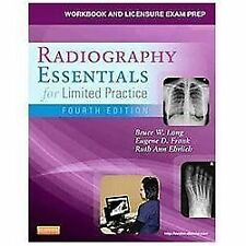 Workbook and Licensure Exam Prep for Radiography Essentials for Limited...