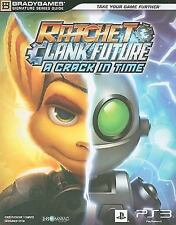 Ratchet & Clank Future: A Crack in Time Signature Series Strategy Guide (Bradyga