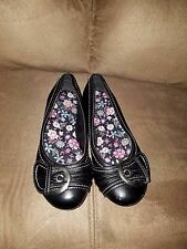 Youth Girl's Cupcake Couture Black Casual Shoe