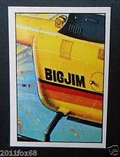 figurines figuren figurer stickers picture cards figurine big jim 92 panini 1977