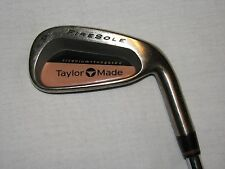 Mens RH Taylormade Firesole Titanium Tungsten Single 4 iron S-90 Rifle Stiff 4i