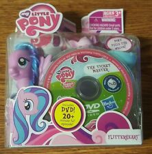 My Little Pony: Friendship is Magic G4 Flitterheart Wave 4 NIB With DVD