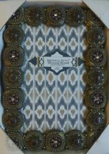 Sheffield Home Picture Frame Moroccan Bound-Jewel Collection 4x6