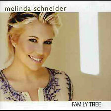 Family Tree by Melinda Schneider CD 2004 Compass Well Cared For Low Postage
