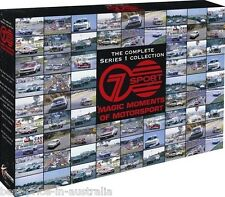 MAGIC MOMENTS Of MOTORSPORTS: Series 1 Collection DVD BRAND NEW RELEASE BOX R4