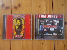Tom Jones Reload + Duets (with TINA TURNER ISAAC HAYES GLADYS KNIGHT..) 2 Cds