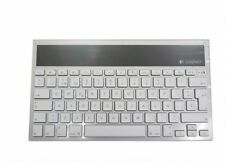 Logitech K760 Wireless Bluetooth Solar Keyboard For Mac/iPad/iPhone Spanish Keys
