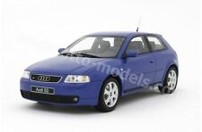 AUDI A3 S3 Turbo Quattro Sport Facelift MKI Mopf Resin otto model RAR 1:18