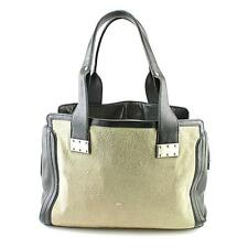 Foley + Corinna Taylor Women Gray Satchel Blemish  19148