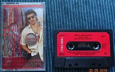 BRUCE SPRINGSTEEN, LUCKY TOWN, UK CASSETTE TAPE, PAPER LABELS