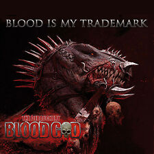 Blood God Blood is my trademark DIGIPAK - 2cd (205864)