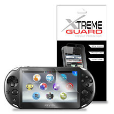 Genuine XtremeGuard LCD Screen Protector Cover For Sony Playstation Vita Slim