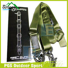Paintball Airsoft Airgun Rifle MS2 Multi Mission Sling System Olive Drab