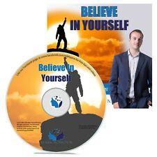 Cree en ti mismo hipnosis CD + Free MP3 versión crecer su confianza en sí mismo