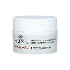1 PC NUXE Reve de Miel Ultra Comfortable Face Cream Day Dry Sensitive Skin 50ml