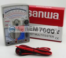 SANWA EM7000 Analog multimeter Analog Multitesters/FET Tester !!NEW!!