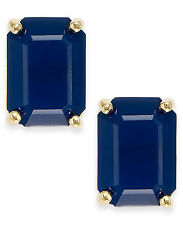 kate spade new york Gold-Tone Emerald-Cut Stud Earrings WBRU8737 MSRP $38