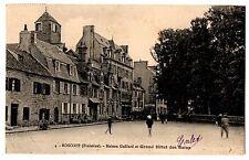 CPA 29 - ROSCOFF (Finistère) - 4. Maison Gaillard et Grand Hôtel des Bains