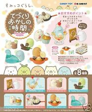 New Re-ment Miniature Sanrio Sumikko Homemade sweets rement Full set of 8