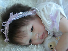 """Reborn Baby Shyann by Aleina Peterson; Gorgeous Baby """"Carter Marie"""""""
