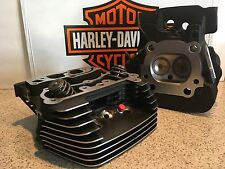 Harley Twin Cam Touring Heads Ported & Polished By Saltydog's Cycle Shop!