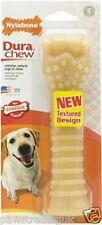 ORIGINAL NYLABONE NYLER BONE SOUPER / SUPER SIZE TOUGH  DOG TOY STRONG CHEWER