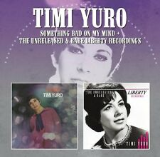 Timi Yuro - Something Bad on My Mind / Unreleased Rare [New CD] UK - Import