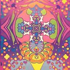 Rare Vintage Peter Max 2000 Light Years Pop Op Psychedelic Poster Print