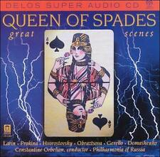 Tchaikovsky: Queen of Spades (Highlights) [Hybrid SACD], New Music
