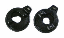 2 x Dunlop Strap Locks Loks Pair Guitar Plastic Strap Locks JD-7036 RRP £9.99