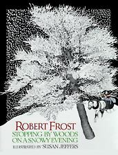 Stopping by Woods on a Snowy Evening by Robert Frost (paperback)