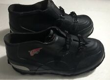 MENS ~Red Wing Shoes Industrial Rubber Over Shoes Rain Wear Size 6, euc wom