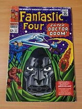 Fantastic Four #57 ~ VERY GOOD - FINE FN ~ (1966, Marvel Comics)