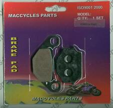 Kawasaki Disc Brake Pads KX250 1986-1988 Rear (1set)