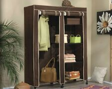 Folding Wardrobe Cupboard Almirah-I with Stroller Wheel