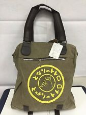My Neighbor Totoro Canvas School Shoulder Bag-272
