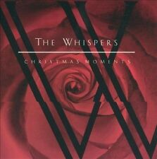 Whispers Christmas Moments CD