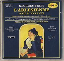 Bizet - Rahbari, BRTN PO and Choir Brussels : L'Arlesienne (Koch) Like New