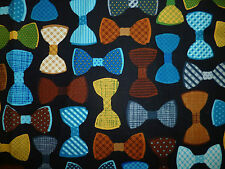 CLEARANCE FQ GENTLEMEN BOW TIES CLOTHING FABRIC KITSCH