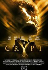 THE CRYPT MANIFESTO HORROR MARK MURPHY MARK HARRIS NATALIE STONE PETER WOODWARD