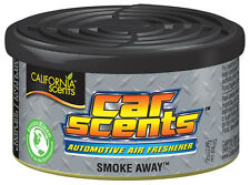 Aromas de California Home Car orgánicos ambientador Freshner Tin Can-Humo lejos