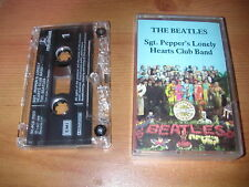 BEATLES   SGT PEPPERS    CASSETTE