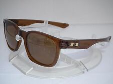 OAKLEY POLARIZED GARAGE ROCK SUNGLASSES OO9175-06 Dark Amber / Bronze Polarized